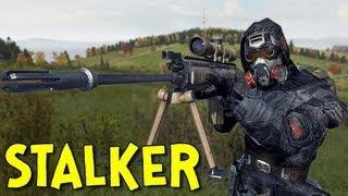 STALKER! - Arma 2: DayZ Mod - Ep.35