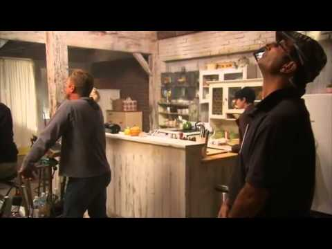 ABC Once Upon A Time Behind the scenes