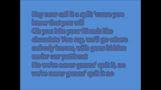 Repeat youtube video Chocolate  - The 1975 (Against the Current Lyrics)