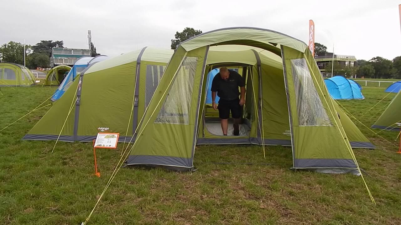 Vango Centara 800XL Tent Preview - YouTube