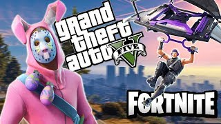 FORTNITE GLIDER MOD IN GTA 5 (GTA 5 PC Mods Gameplay)