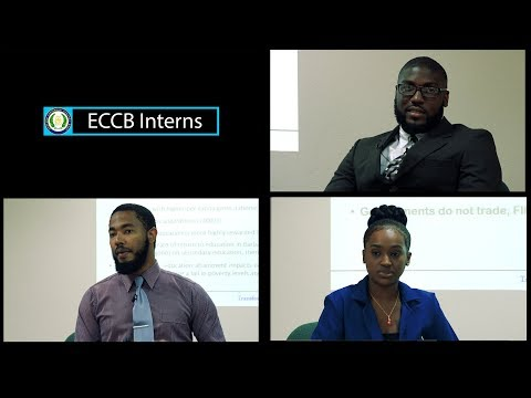 ECCB Connects Season 8 Episode 4 - ECCB Internship Programme