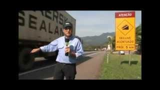 Programa Pé na Estrada - Perigo na serra