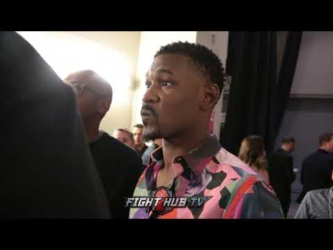 DANIEL JACOBS & OMAR BENSON REACT TO CANELO VS GGG 2 FIGHT