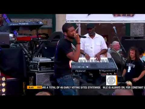 Usher - There Goes My Baby - The Early Show