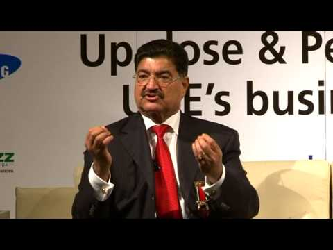 Global Business Series - Dr. BR Shetty - Part 2