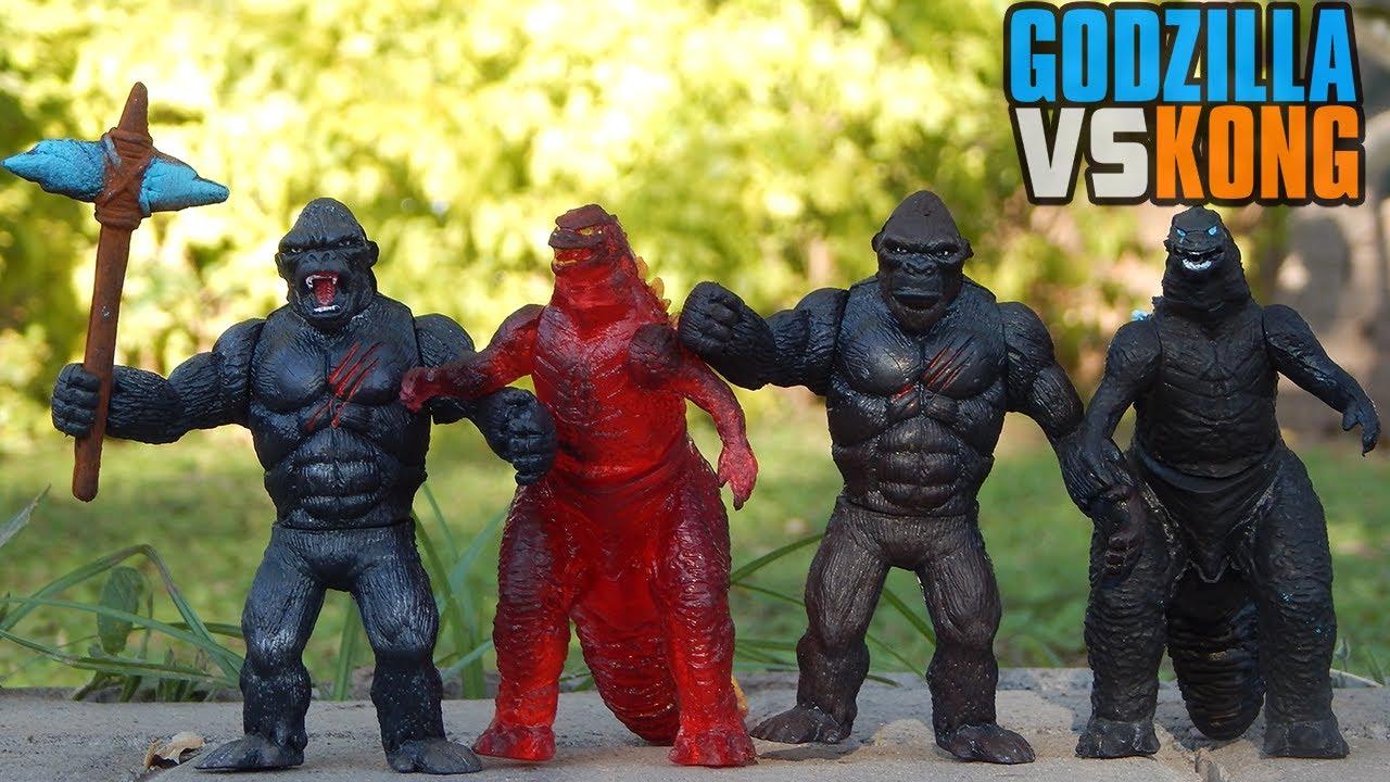 El mejor set bootleg de Godzilla vs Kong ¿Quéte parecen?