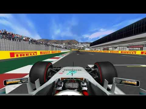 F1 2002 MOD 2017 VISTA DESDE CASCO