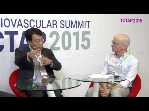"TCTAP 2015 Wrap-up Interview ""CABG vs. PCI for LM or 3VD"""
