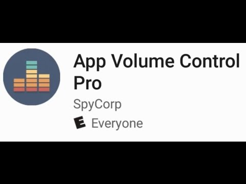 App Volume Control - Apps on Google Play