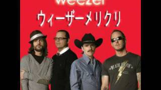 Weezer Merikuri / ウィーザーメリクリ Rivers Cuomo singing in Japanese.