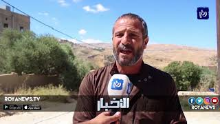 تردي الطرق الفرعية في حي المنصورة بمحافظة الطفيلة - (9-9-2018)