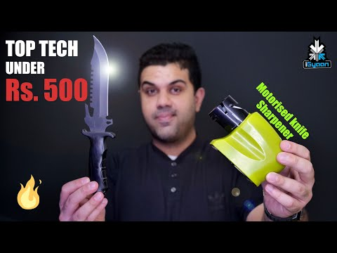 Top Tech and Gadgets Under Rs. 500