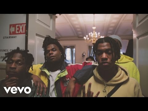 Divine Council - Behind the Scenes of Decemba (Remix) ft. $ilk Money, André 3000