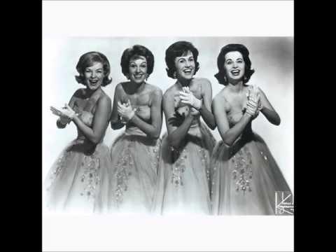 The Chordettes - Lollipop (c.1958).