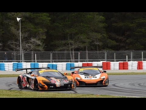 2016 Australian GT Round 6 Highlights  - Highlands Motorsport Park