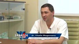 Adenomul de prostata - Tratamentul minim-invaziv TURis - Dr. Vitalie Mogoreanu, medic primar urolog