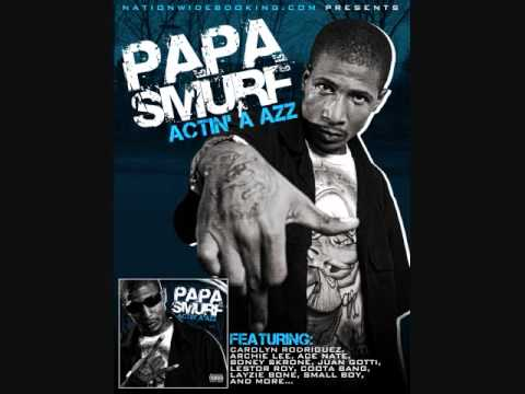 Radio Commercial - Papa Smurf Live in Odessa APRIL 16TH!!!!