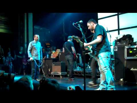 Snapcase - Drain Me/Energy Dome (Webster Hall, NYC, March 26 2011)