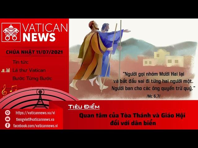 Radio Chúa Nhật 11/07/2021 - Vatican News Tiếng Việt