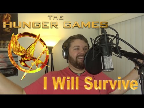 The Hunger Games Sing I WIll Survive