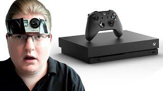 Xbox One X UnboXing POV inkl. Gewinnspiel