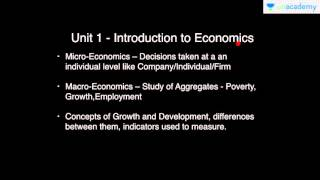 Economics Lecture for IAS: Approach to Indian Economy - Overview and Introduction (Hindi)