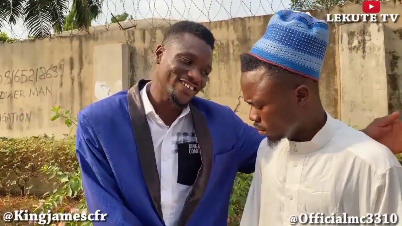 Download Evengelism Wahala funniest nigeria comedy - latest nigerian comedy 2021 Lekute TV