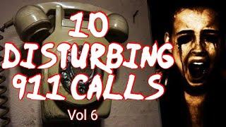 10  REAL Disturbing 911 Calls