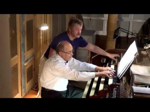 M.Rēgers Pateicības psalms.(Dankspsalm)Max Reger Thanksgiving psalm op.145/2