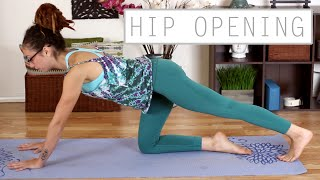 Deep Hip Opening Stretches - 40 Minute Yoga Miracle
