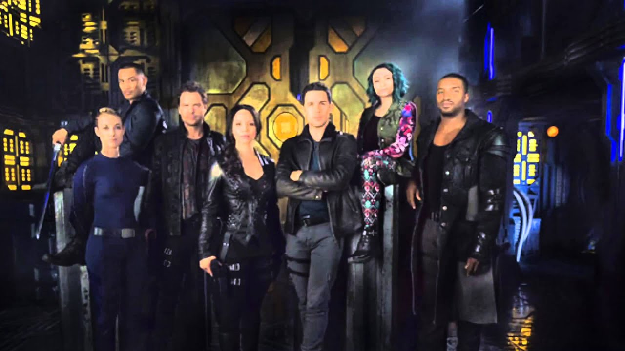 Dark Matter Spoiler Free Tv Series review - YouTube