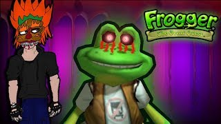 FROGGER THE GREAT QUEST: Riding Slick Willy