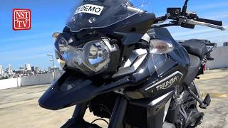 Triumph Explorer XR Review