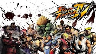 Street Fighter IV - Just 15 Minutes