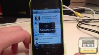 How To Install Cydia On Your Jailbroken iOS 6 Device