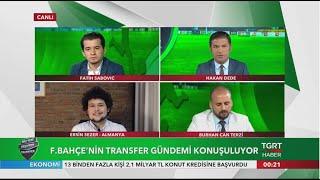 BAĞLANTI:  Fenerbahçe'nin transfer gündemi ( Zanka-Kjaer tandemi, M'Vila mı Schneiderlin mi?)