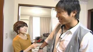 人気グラドル松井絵里奈が台風15号直撃の中、三重県松阪市でロケ!傘は...