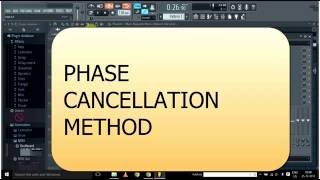 FL STUDIO 12 REMOVING VOCAL FROM A TRACK (MAKING KARAOKE )-HINDI