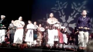 Marilily Navajo basket dance - 2012 xmas program