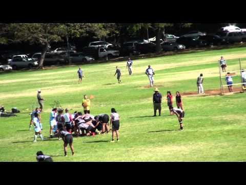 Hawaii Womens 2015  Rugby Championship - 2nd half