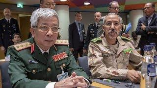 VN và EU sắp thành 'anh em' trong lĩnh vực quốc phòng? (557)
