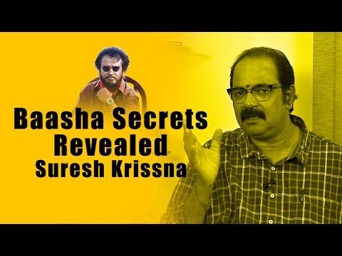 What Made Rajinikanth's Movie Baasha Blockbuster? | Basha Director Interview | Suresh Krissna