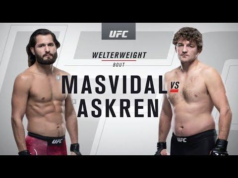 UFC 239: Jorge Masvidal vs. Ben Askren Recap