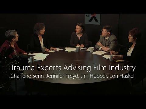 Trauma Experts Advising Film Industry - #AfterMeToo
