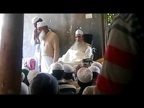 Hajrat  raipur हजरत जी रायपुर वालो की 4,2,2018 की वीडियो