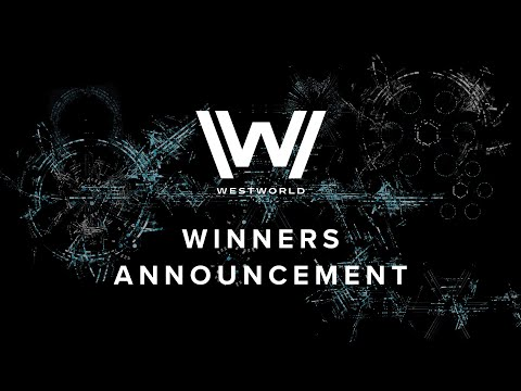 WINNERS ANNOUNCEMENT —Westworld Scoring Competition