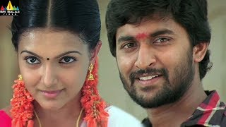 Bheemili Kabaddi Jattu Movie Nani and Saranya Mohan Scenes Back to Back | Sri Balaji Video
