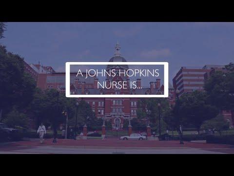 A Johns Hopkins Nurse Is...