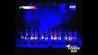 Murga Asaltantes con Patente 2013 - Canción final y Retirada